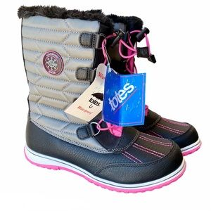 Girl's TOTES Kylie Snow Boots Waterproof